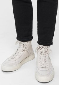 Selected Homme - Baskets montantes - white - 0