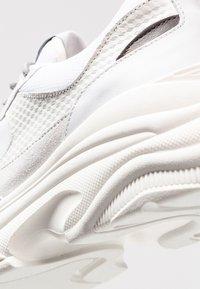 Selected Homme - SLHGAVIN  - Baskets basses - white - 5