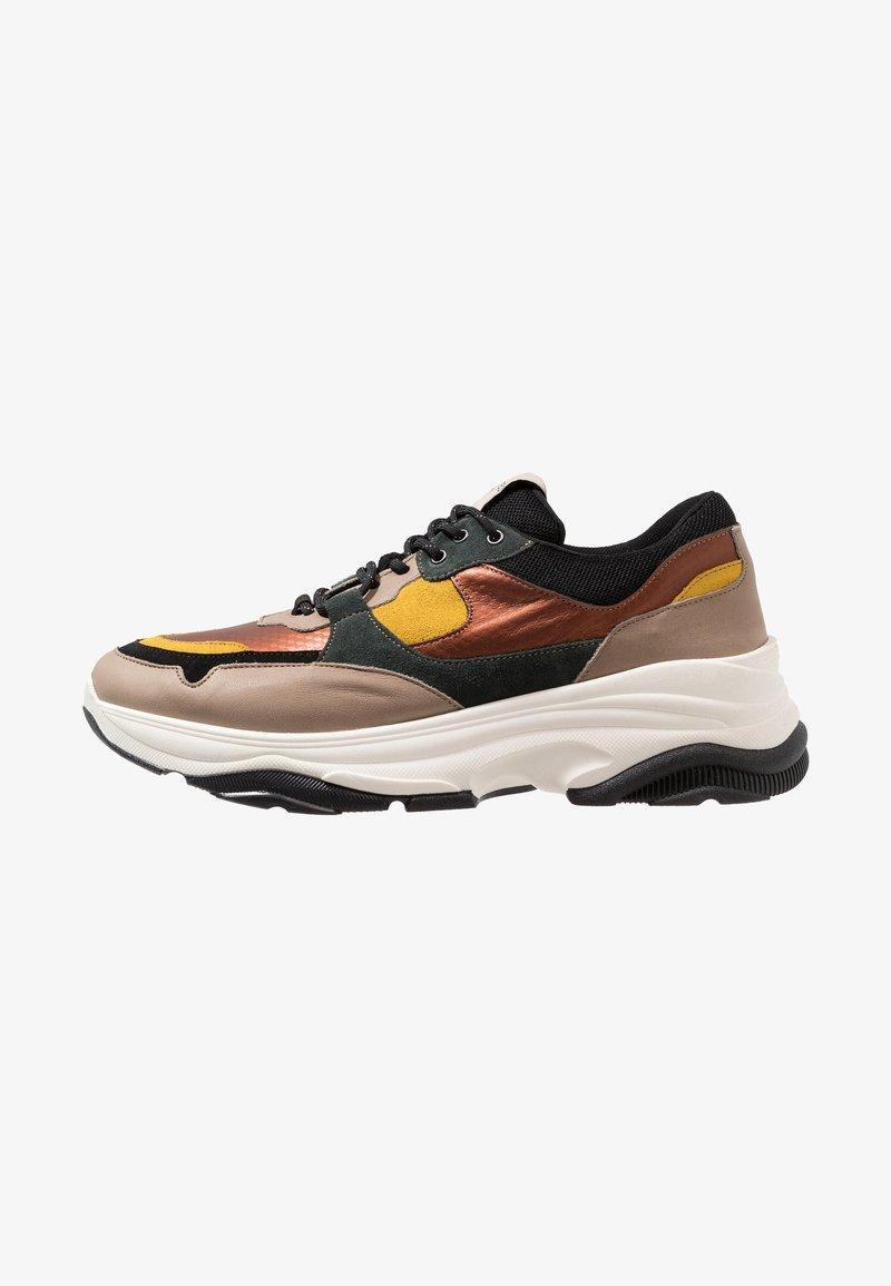 Selected Homme - SLHGAVIN  - Sneakers - mango mojito