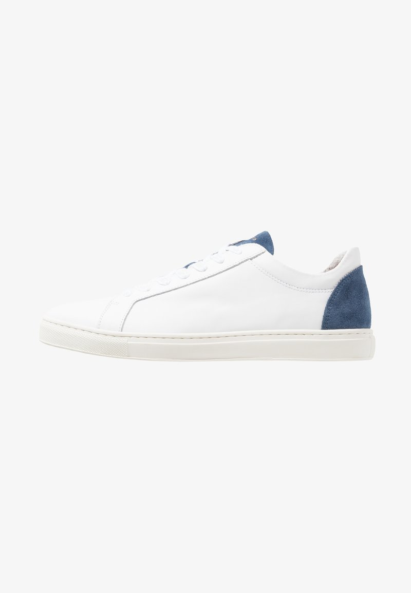 Selected Homme - SLHDAVID CONTRAST TRAINER - Sneakers - surf the web