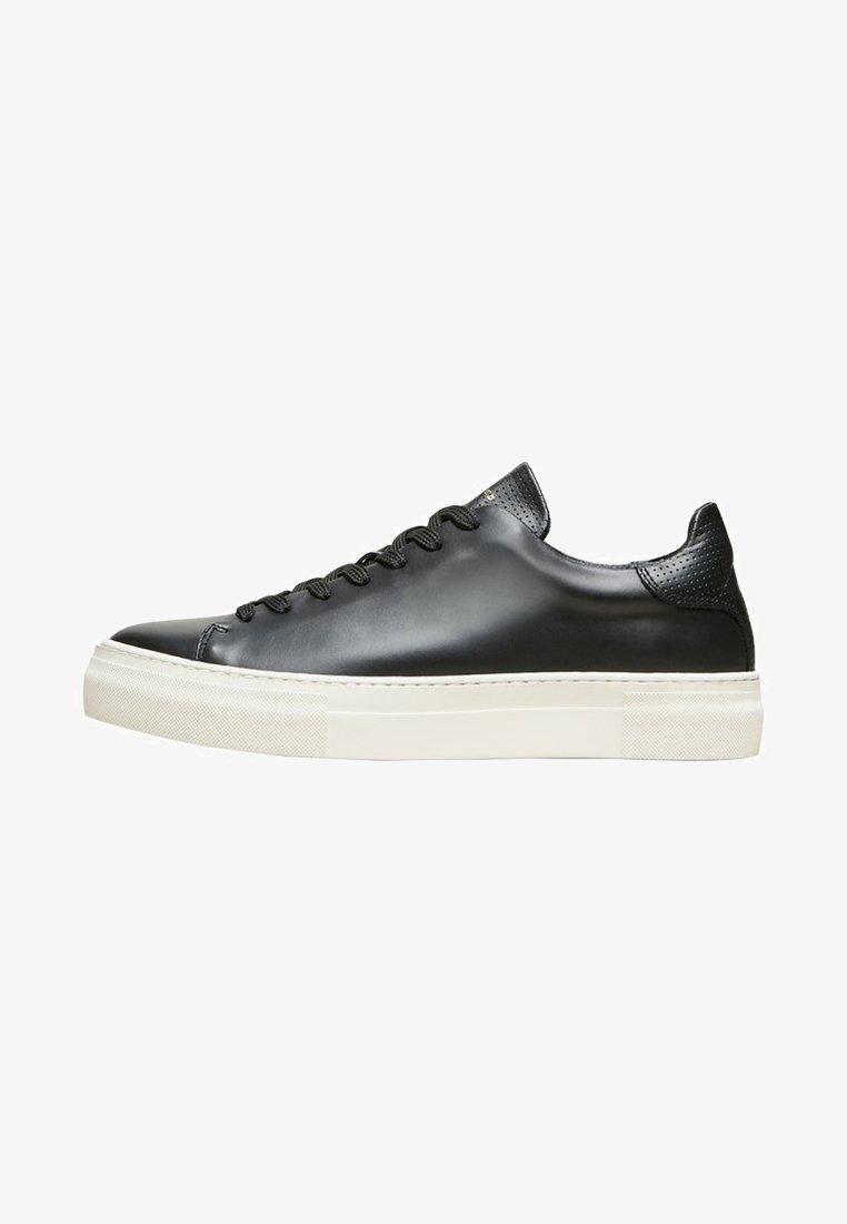 Selected Homme - Sneakersy niskie - black