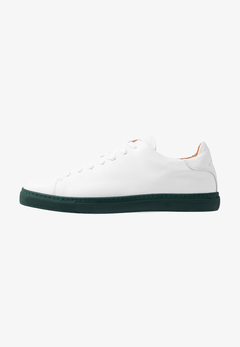 Selected Homme - SLHDAVID CONTRAST SOLE TRAINER - Baskets basses - rosin