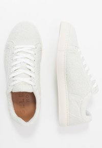Selected Homme - SLHDAVID TRAINER - Baskets basses - white - 1