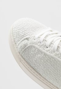 Selected Homme - SLHDAVID TRAINER - Baskets basses - white - 5