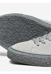 Selected Homme - Baskets basses - gray - 4