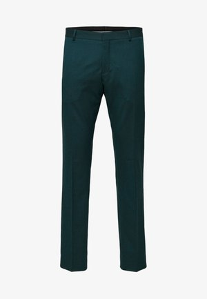 Pantalón de traje - medium green
