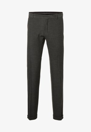Pantalon - medium grey melange
