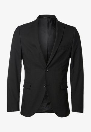 SLIM FIT - Giacca elegante - black