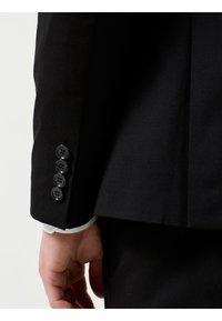 Selected Homme - SLIM FIT - Jakkesæt blazere - black - 3