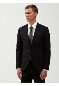 Selected Homme - SLIM FIT - Jakkesæt blazere - black - 0