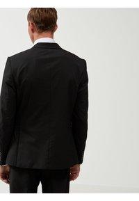 Selected Homme - SLIM FIT - Jakkesæt blazere - black - 2
