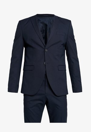 SHDNEWONE MYLOLOGAN SLIM FIT - Garnitur - navy blazer