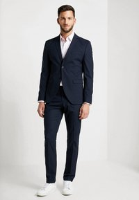 Selected Homme - SHDNEWONE MYLOLOGAN SLIM FIT - Suit - navy blazer - 1