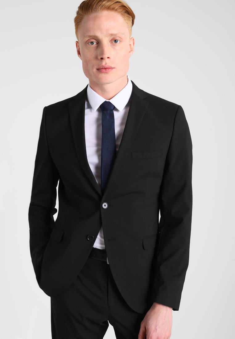 Selected Homme - SHDNEWONE MYLOLOGAN SLIM FIT - Suit - black