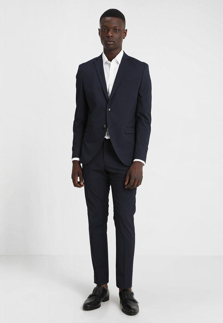 Selected Homme - SLHSLIM-MYLOLOGAN SUIT - Suit - navy blazer