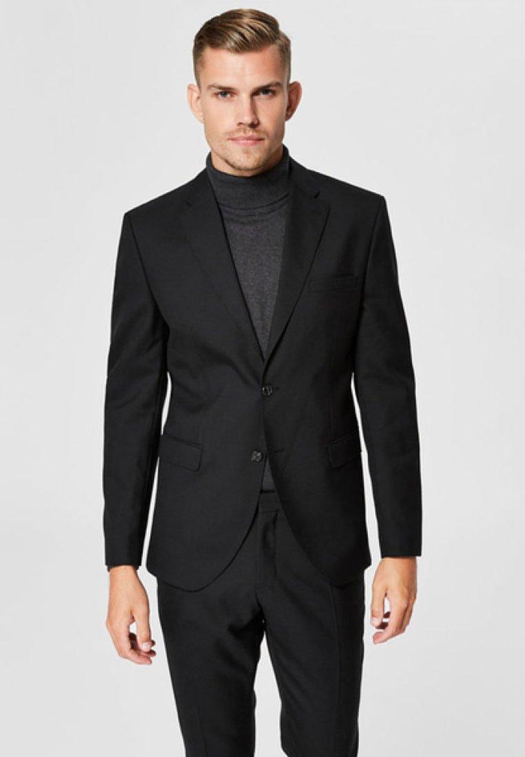 Selected Homme - Veste de costume - black