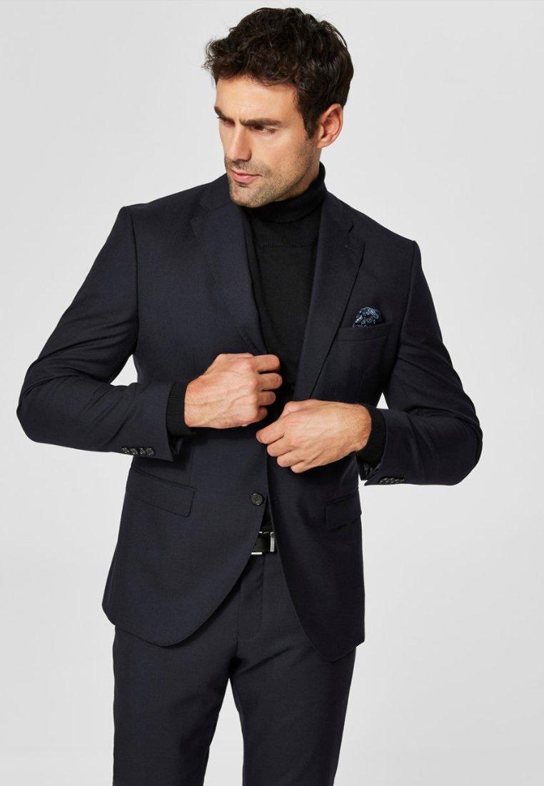 Selected Homme - SLIM FIT - Suit jacket - dark navy