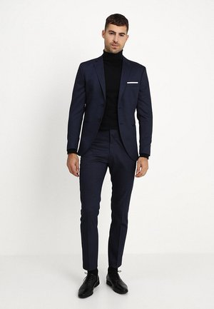 SLHSLIM FIT ACECHACO SUIT - Jakkesæt - dark navy
