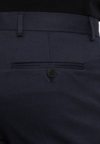 Selected Homme - SLHSLIM FIT ACECHACO SUIT - Traje - dark navy - 9