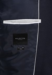 Selected Homme - SLHSLIM FIT ACECHACO SUIT - Traje - dark navy - 7