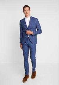 Selected Homme - SLHSLIM  - Kostuum - dark blue - 1