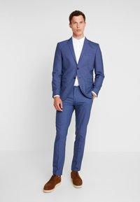 Selected Homme - SLHSLIM  - Kostuum - dark blue - 0