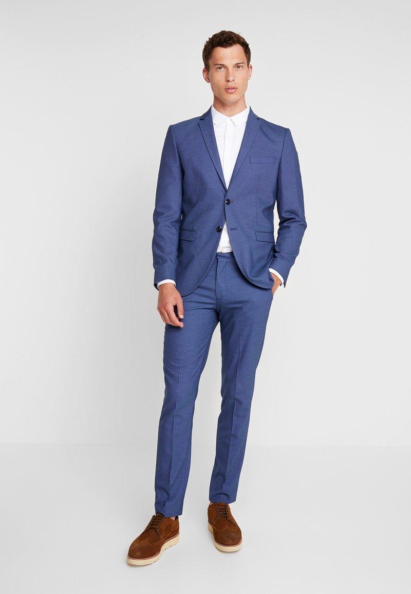 Selected Homme - SLHSLIM  - Kostuum - dark blue