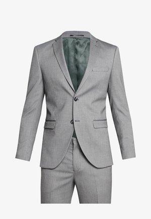 SLHSLIM MYLOLOGAN SUIT - Suit - dark grey melange
