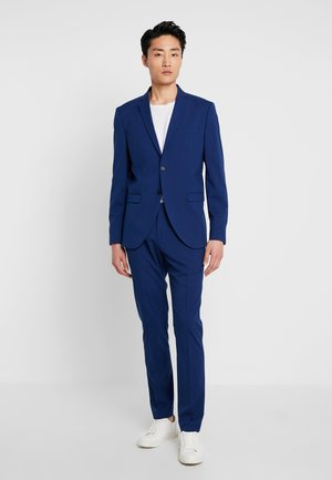 SLHSLIM MYLOLOGAN SUIT - Suit - dark navy