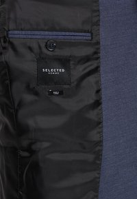 Selected Homme - SLHSLIM-MYLOLOGAN SUIT - Oblek - navy blazer - 11