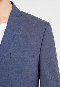 Selected Homme - SLHSLIM-MYLOLOGAN SUIT - Oblek - navy blazer - 9