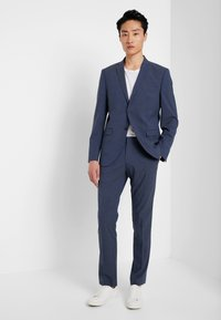 Selected Homme - SLHSLIM-MYLOLOGAN SUIT - Oblek - navy blazer - 0