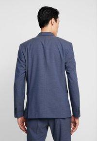 Selected Homme - SLHSLIM-MYLOLOGAN SUIT - Oblek - navy blazer - 3