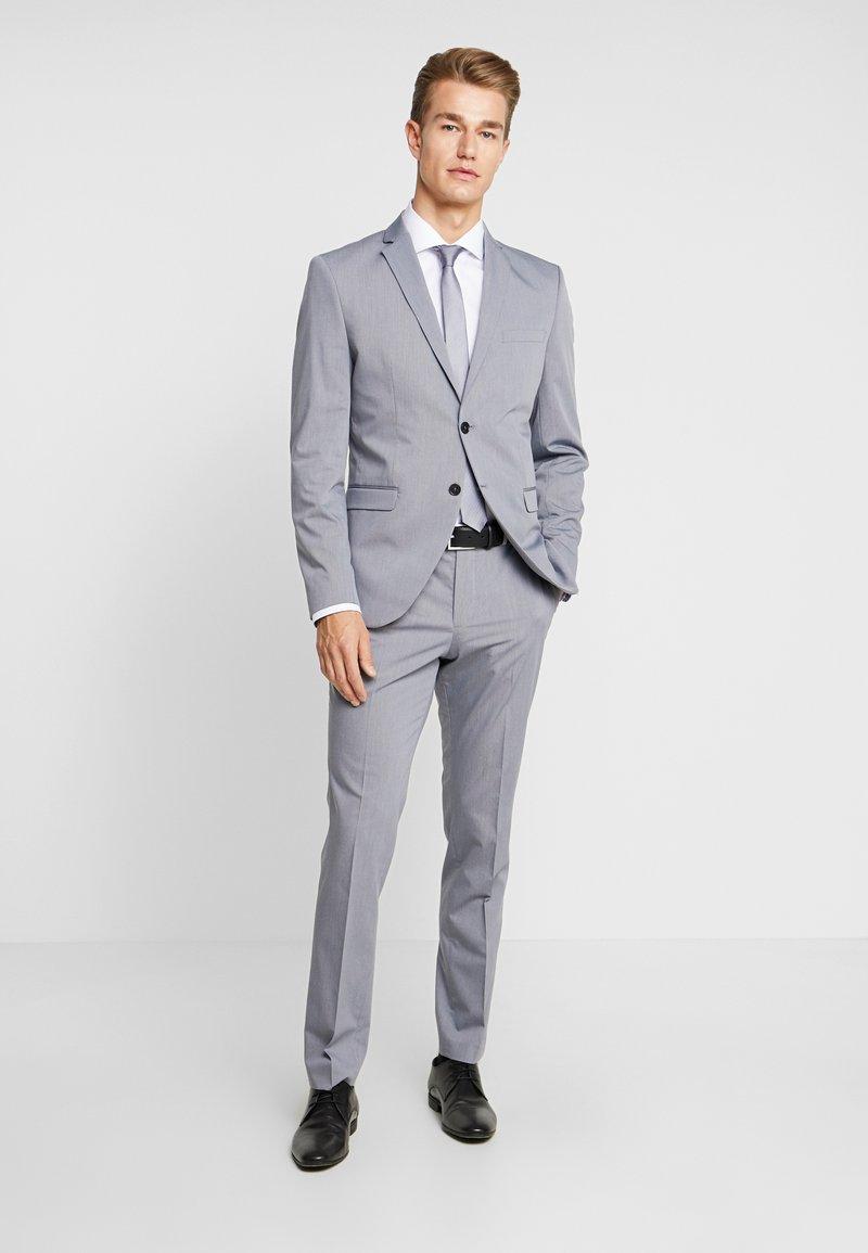 Selected Homme - SLHSLIM MY LOHEAD SUIT  - Suit - light blue