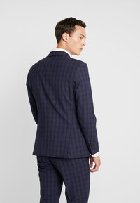 Selected Homme - SLHSLIM MYLOLOGAN SUIT - Oblek - navy blue/grey - 3