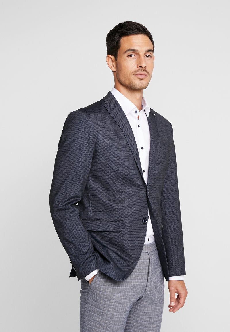 Selected Homme - SLHSLIM BILLY BLAZER - Blazere - dark navy