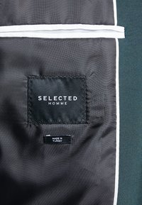 Selected Homme - SLHSLIM MYLOLOGAN SPRUCE SUIT  - Suit - darkest spruce - 11