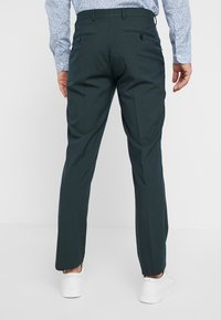 Selected Homme - SLHSLIM MYLOLOGAN SPRUCE SUIT  - Suit - darkest spruce - 5