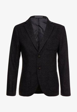 SLHSLIM AMBLE - Veste de costume - dark grey melange
