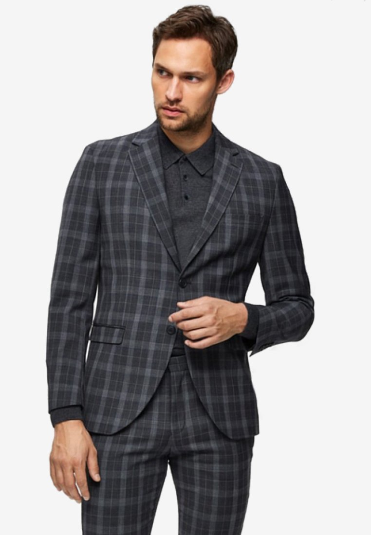 Selected Homme - Kavaj - gray