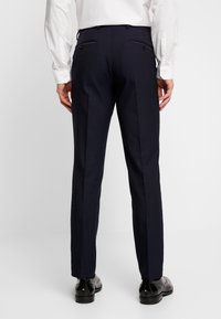 Selected Homme - SLHSLIM-TIGALOGAN TUX SUIT - Kostuum - dark navy - 5