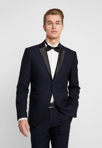 Selected Homme - SLHSLIM-TIGALOGAN TUX SUIT - Kostuum - dark navy - 2