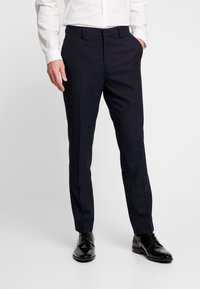 Selected Homme - SLHSLIM-TIGALOGAN TUX SUIT - Kostuum - dark navy - 4