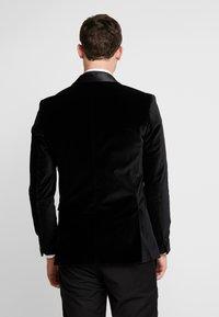 Selected Homme - SLHSLIM-HICKVELVET  - blazer - black - 2