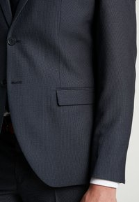 Selected Homme - SLHSLIM MYLOTOBE SUIT - Oblek - dark navy - 7