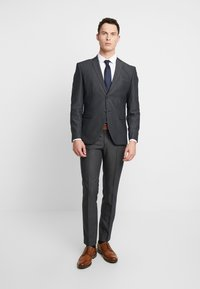 Selected Homme - SLHSLIM MYLOTOBE SUIT - Oblek - dark navy - 0