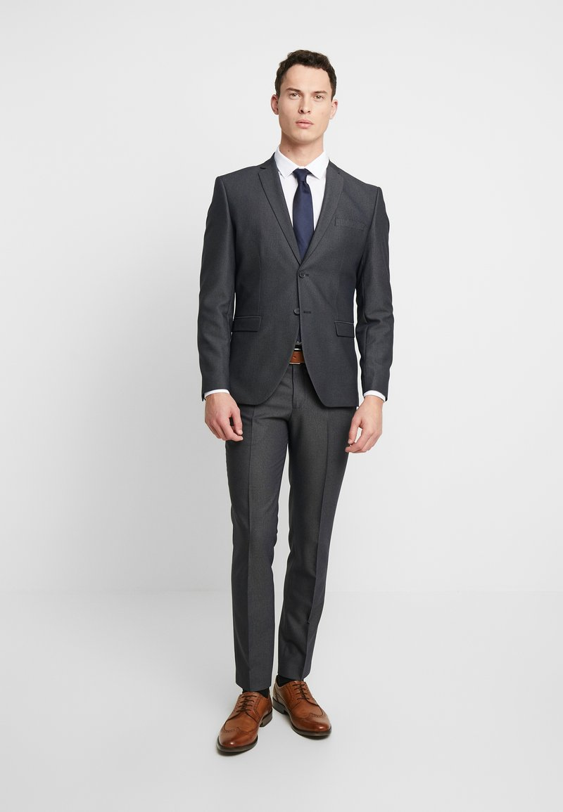 Selected Homme - SLHSLIM MYLOTOBE SUIT - Oblek - dark navy