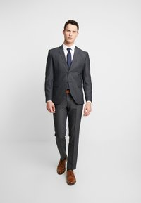 Selected Homme - SLHSLIM MYLOTOBE SUIT - Oblek - dark navy - 1