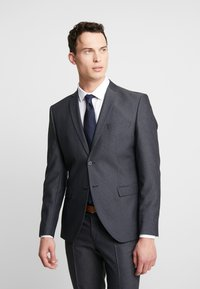 Selected Homme - SLHSLIM MYLOTOBE SUIT - Oblek - dark navy - 2