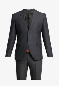 Selected Homme - SLHSLIM MYLOTOBE SUIT - Oblek - dark navy - 11